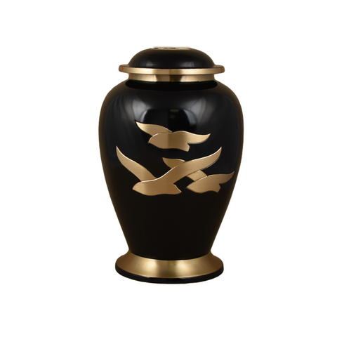 cremation urn for ashes , urn for ashes , container for ashes, ashes storage jar, human ashes container, large urn , british urn, adult ashes urn, cremation urn for human ashes, funeral memorial burial remembrance URN, affordable price urn, metal urn, blue urn, free delivery urn, quick delivery urn