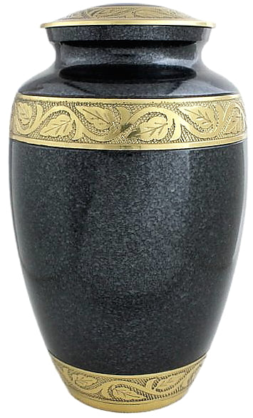 grey urn , grey and golden urn, urn for him, cremation urn for ashes , urn for ashes , container for ashes, ashes storage jar, human ashes container, large urn , british urn, adult ashes urn, cremation urn for human ashes, funeral memorial burial remembrance URN, affordable price urn, metal urn, blue urn, free delivery urn, quick delievery urn