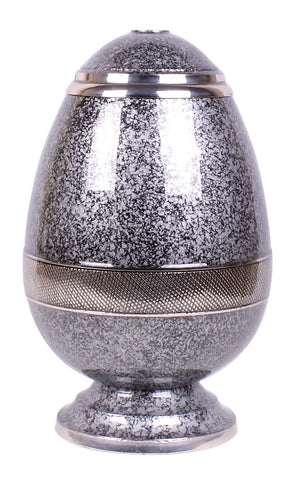 egg shape urn, pink urn, cremation urn for ashes , urn for ashes , container for ashes, ashes storage jar, human ashes container, large urn , british urn, adult ashes urn, cremation urn for human ashes, funeral memorial burial remembrance URN, affordable price urn, metal urn, blue urn, free delivery urn, quick delivery urn