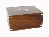 Child  Foot Wooden Casket