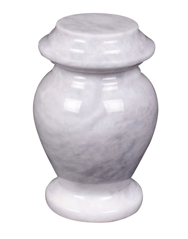 white marble mini keepsake , marble keepsake urn, white token urn, marble keepsake , free delivery urn, quick delivery urn, best quality urn, affordable price urn, cheap price urn