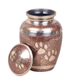 brown pet ashes urn, dog cat urn, cremation urn for ashes , urn for ashes , container for ashes, ashes storage jar, human ashes container, large urn , british urn, adult ashes urn, cremation urn for human ashes, funeral memorial burial remembrance URN, affordable price urn, metal urn, blue urn, free delivery urn, quick delivery urn