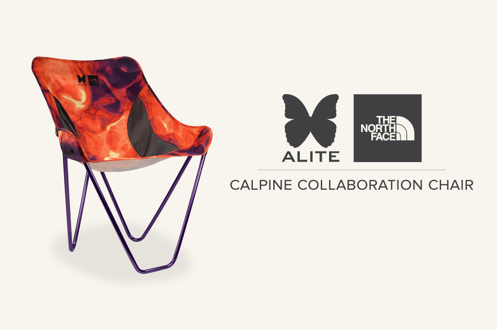 The North Face Collaboration Calpine Chair!