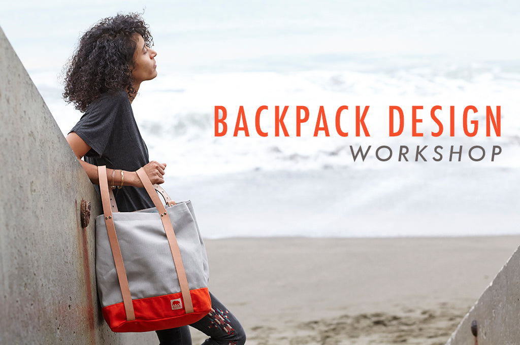 Backpack Design Workshop