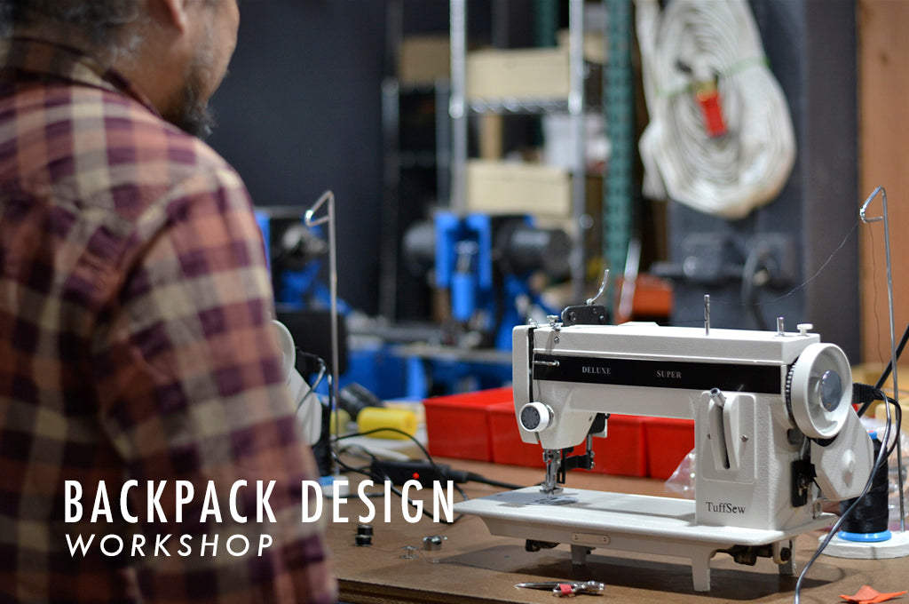 Outside Made Simple Workshop Series: Backpack Design #3