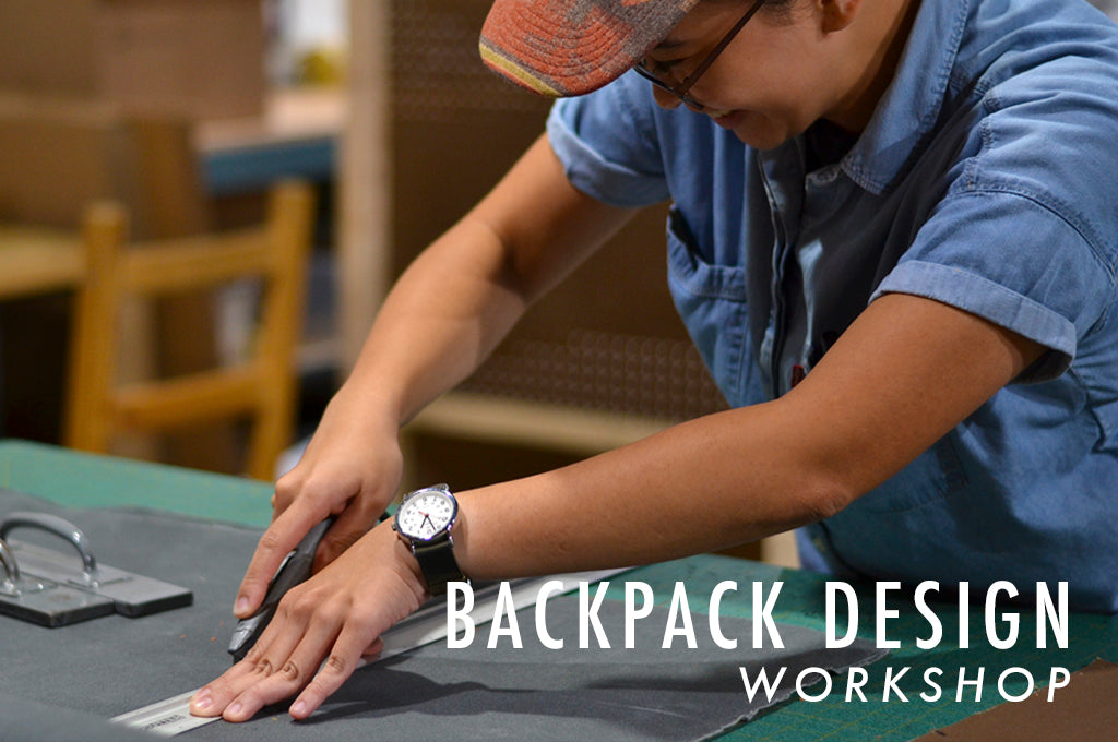 Outside Made Simple Workshop Series: Backpack Design #2