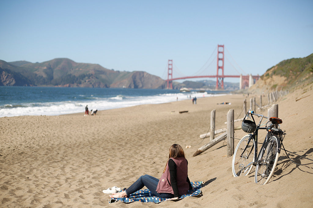 Baker Beach - Bike Destination