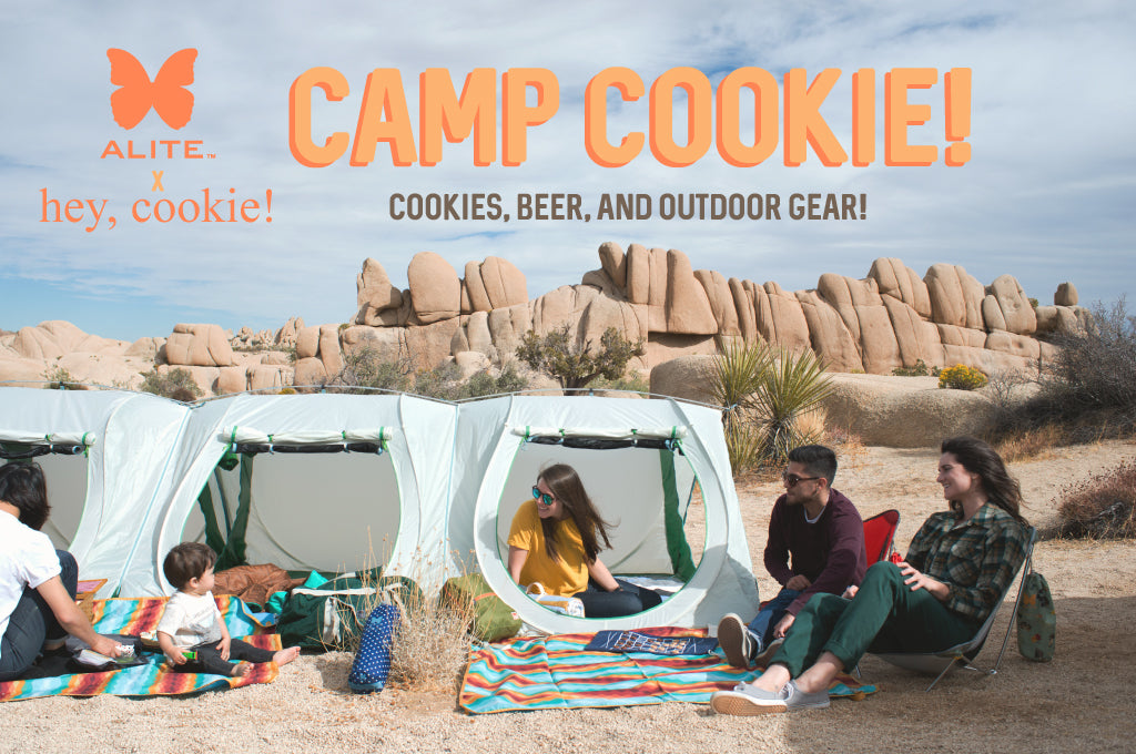 Camp Cookie Season Launch Party