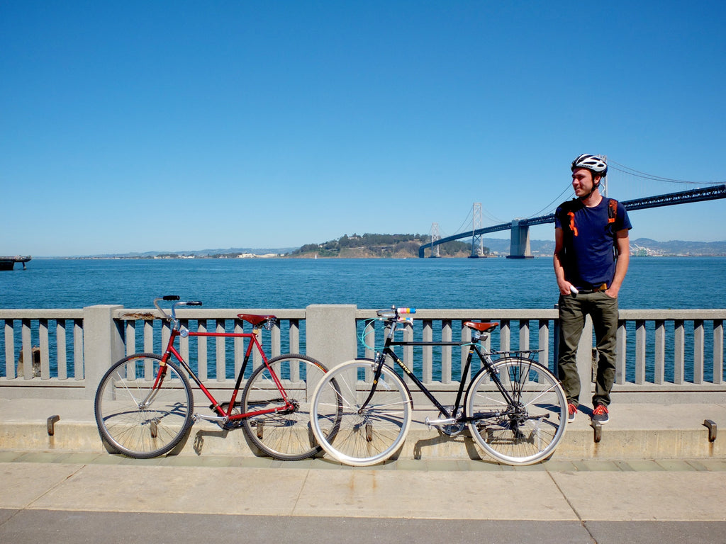 The Ferry Building - Bike Destination