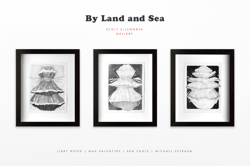 May 2018 Gallery Show: By Land and Sea
