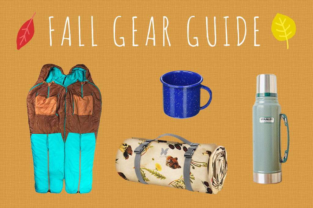 Fall Gear Guide + Hella Slingshots