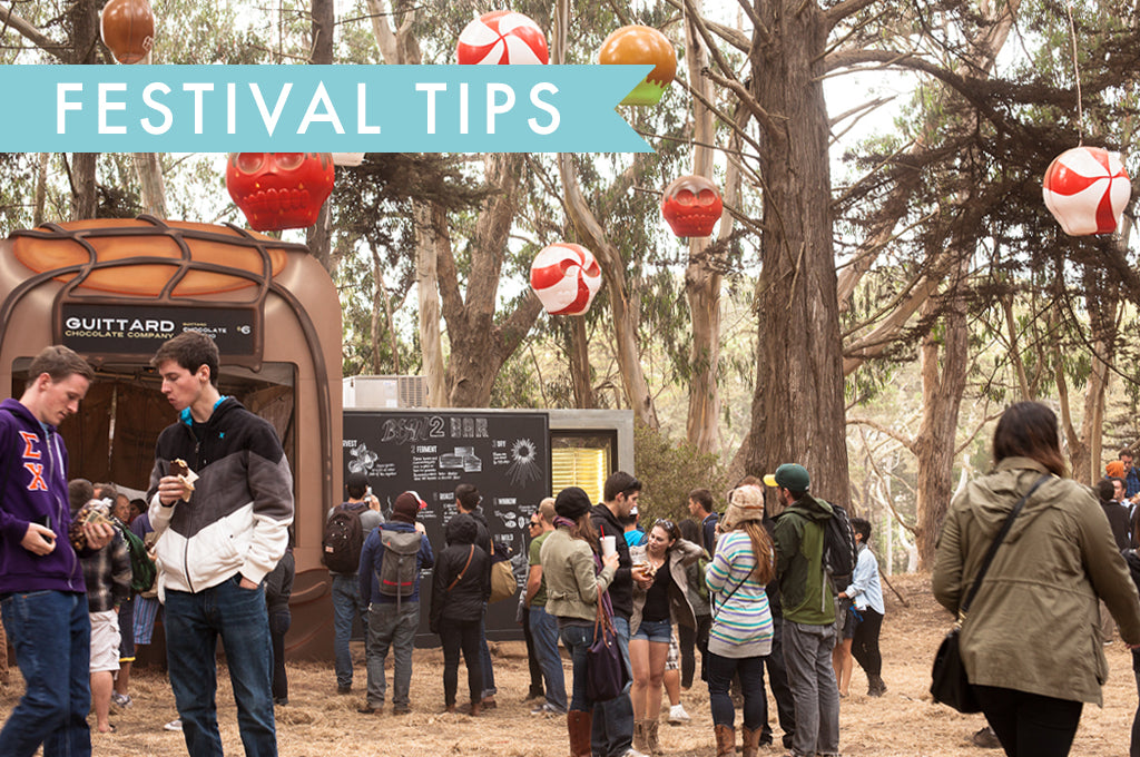 Handy Music Festival Tips