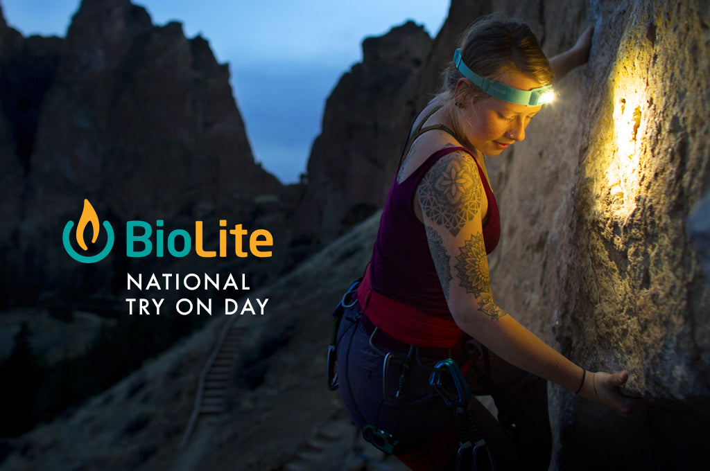 BioLite National Try On Day