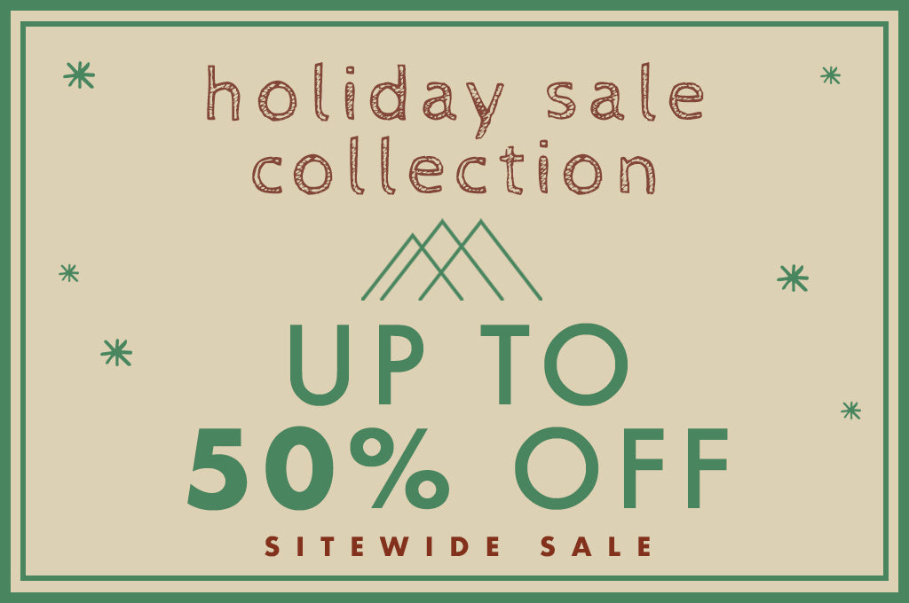 Sitewide Sale now up to 50% off + New Stonefly Chairs 🎁 🌟