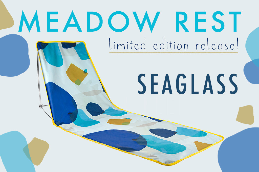New Seaglass Meadow Rest + Exclusive Mayfly Sneak Peek