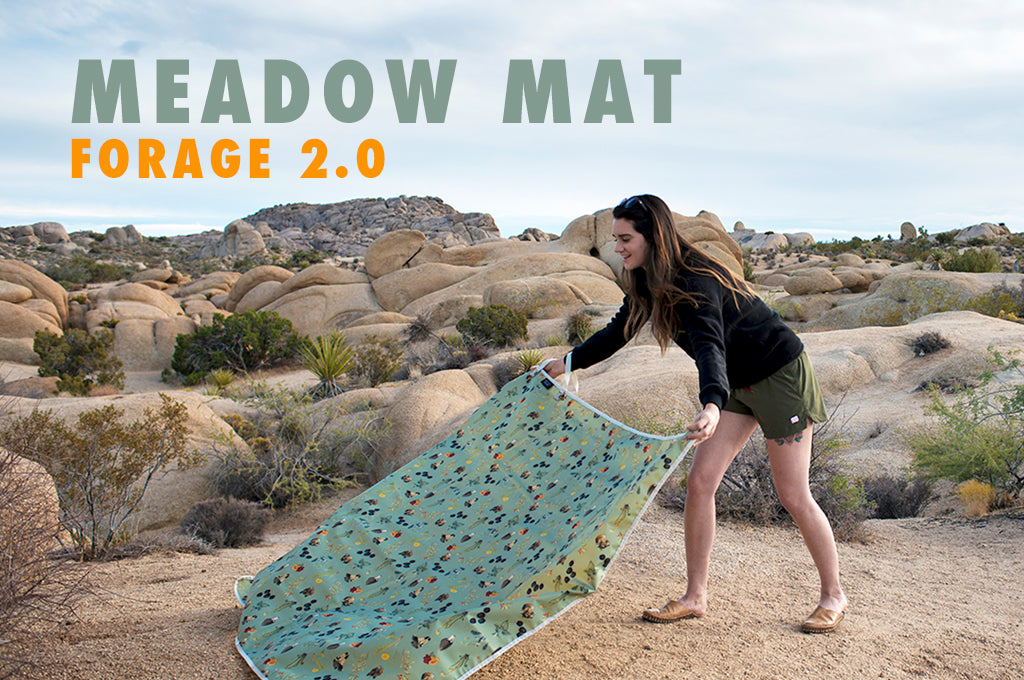 Meadow Mat Forage 2.0 + Gourmet Hot Dogs!