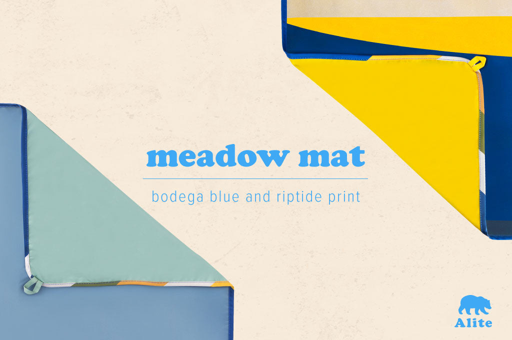 New Meadow Mats + 4th of July Sale Kickoff