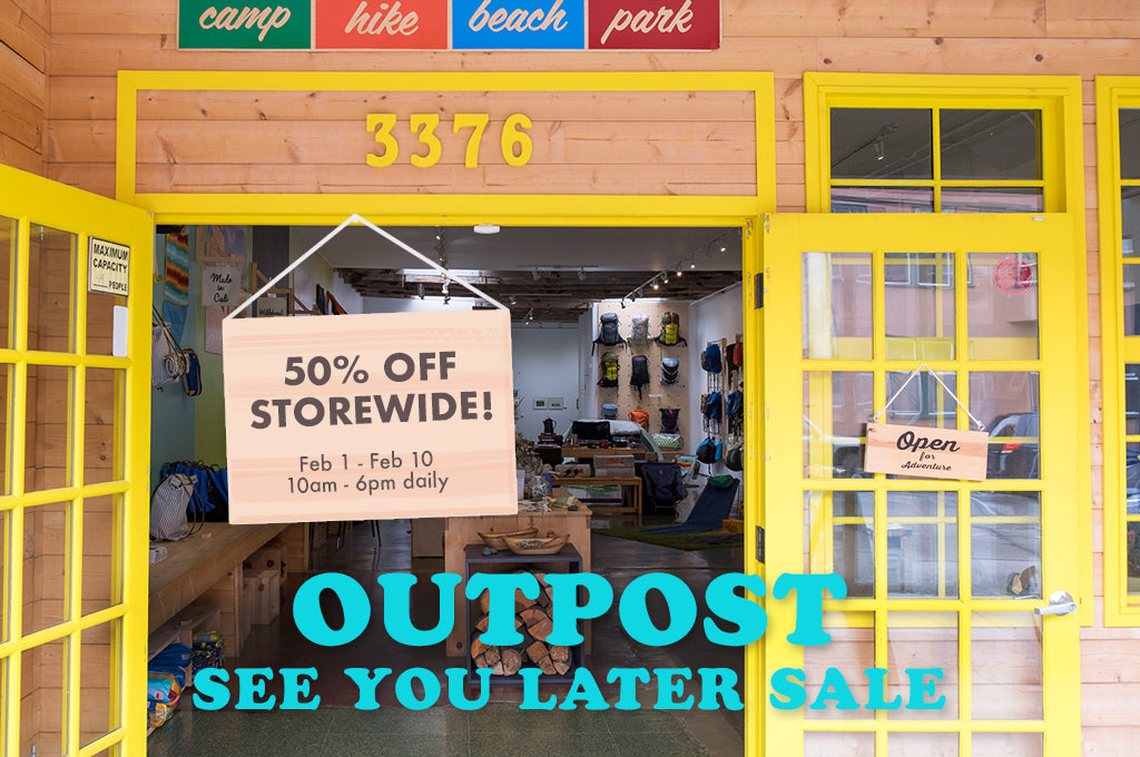 Outpost See You Later Sale