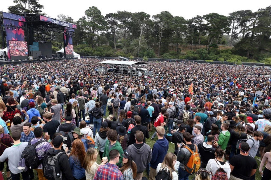 Helpful Hints for Outside Lands Enjoyment
