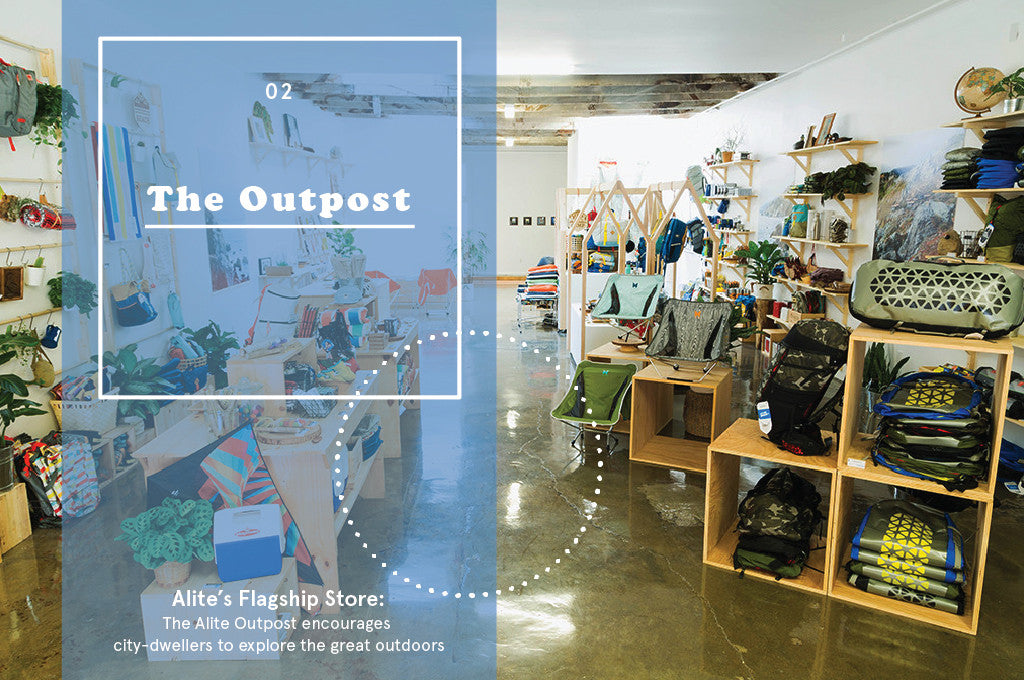 Alite Flagship Store: The Outpost
