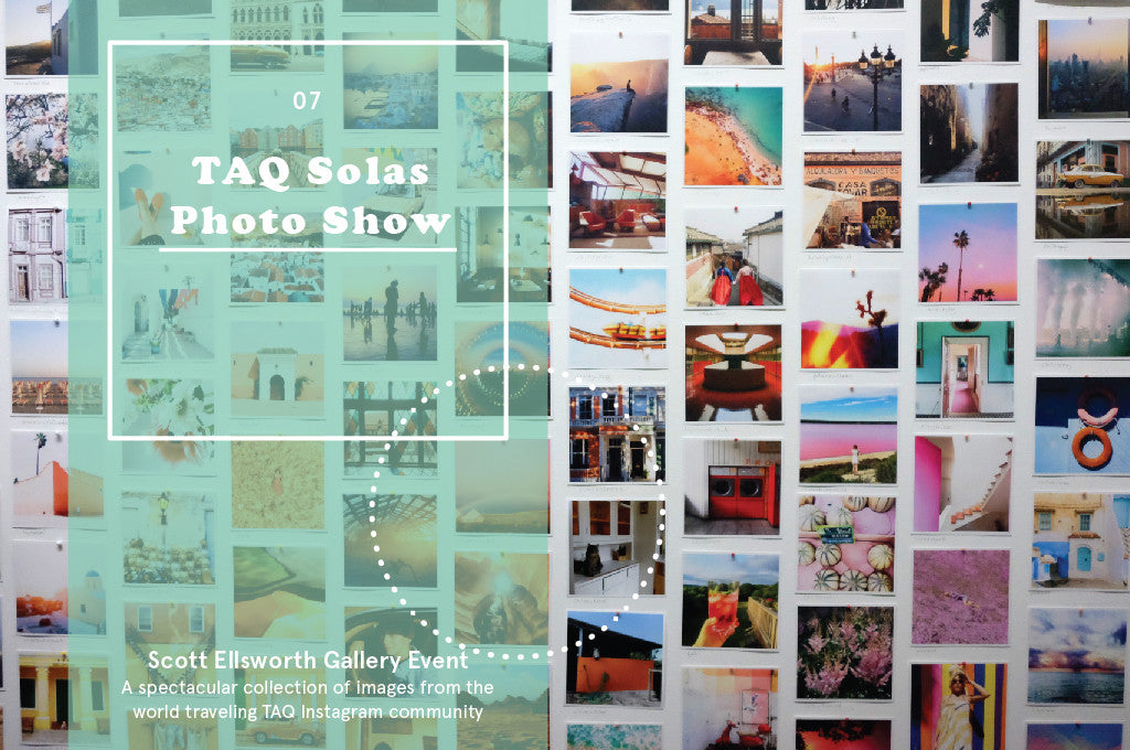 August 2016 Gallery Show: The Tiny Atlas Quarterly Solas Photo Show