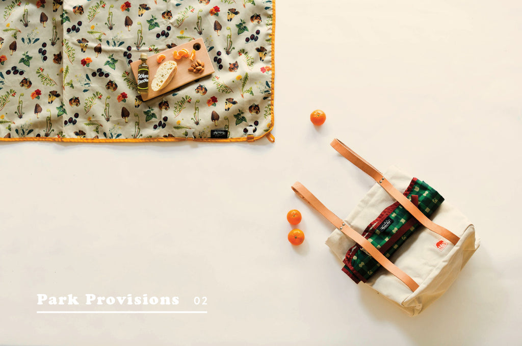 Park Provisions - What to pack for the perfect picnic
