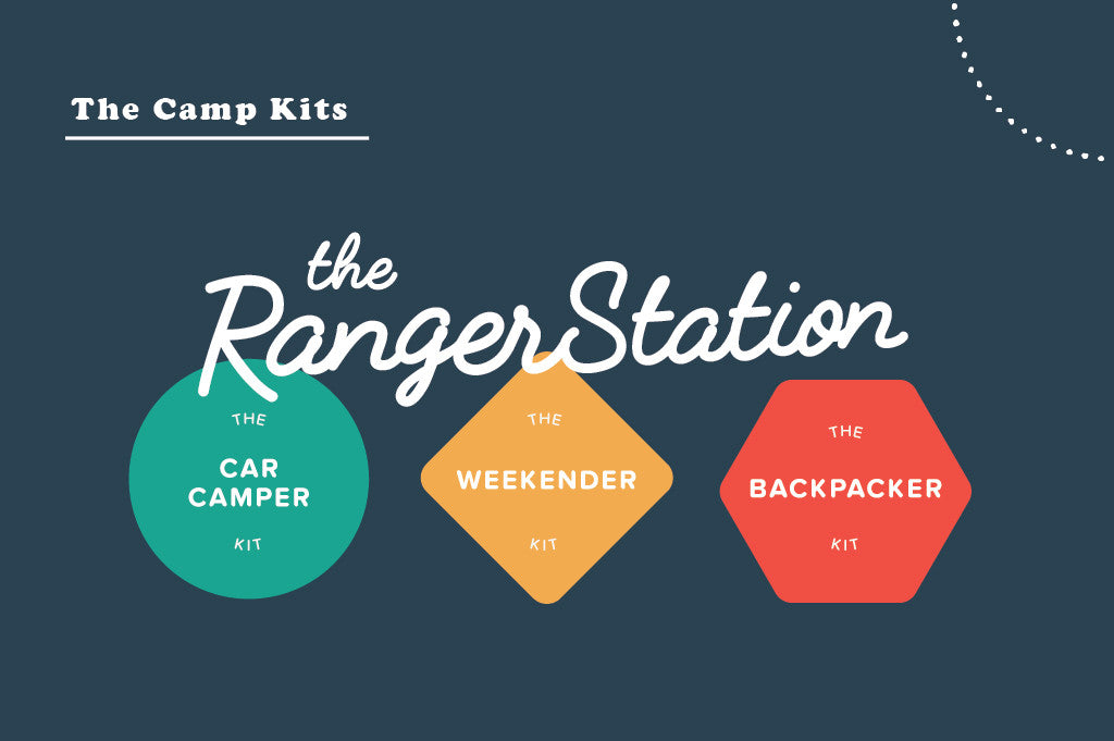 Ranger Station Camp Kits
