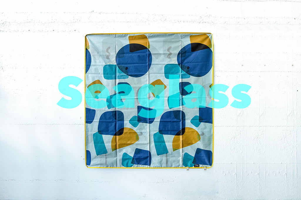 Sneak Peek: Seaglass Print