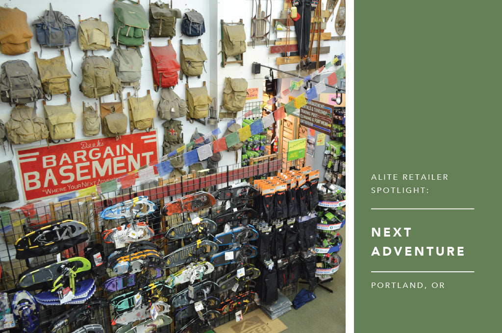 "Next Adventure: Portland Oregon's Iconic ""Alternative Outdoor Store"""