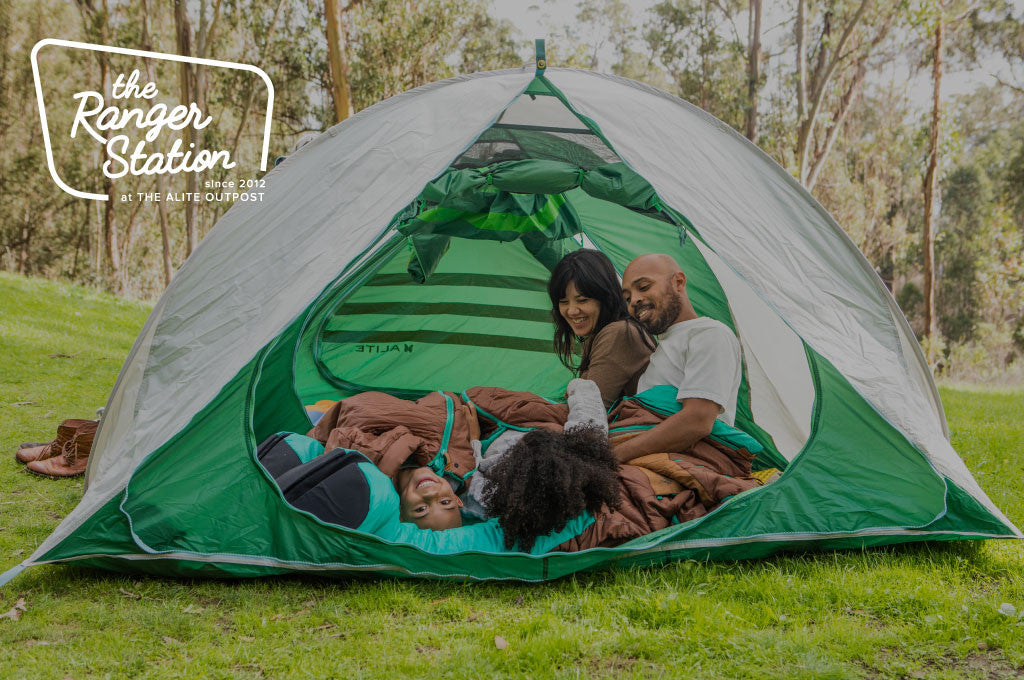 Ranger Station & Alite: Fun Simple Outdoor Gear for Casual Camping