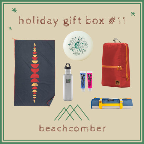 Holiday Gift Box #11: Beachcomber