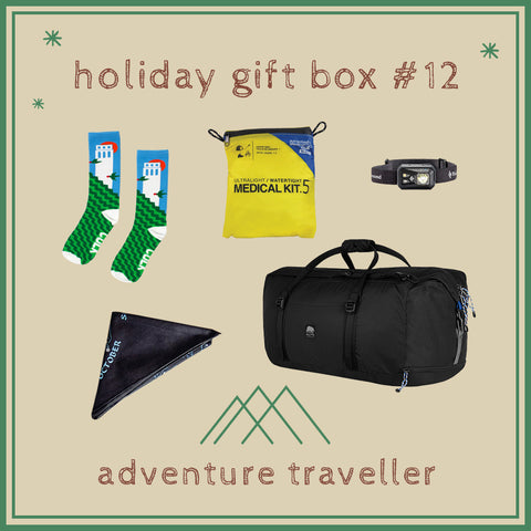Holiday Gift Box #12: Adventure Traveller
