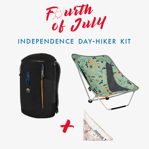 Independence Day-Hiker Kit