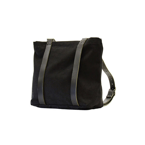 Mini Bike to the Beach Bag (Black)
