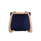 Mini Bike to the Beach Bag (Navy Blue)