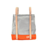 Canvas Bike to the Beach Bag (Canvas Orange)