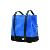 Canvas Bike to the Beach Bag (Capitola Blue)