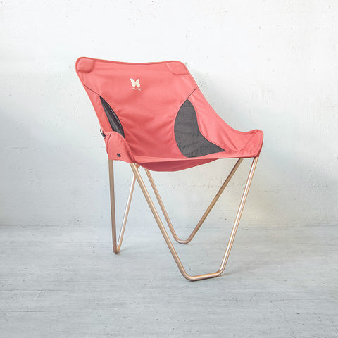 Calpine Chair (Lava Red)