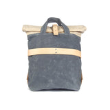 Forage to the Farm Bag (Waxed Canvas/ Grey Tan)