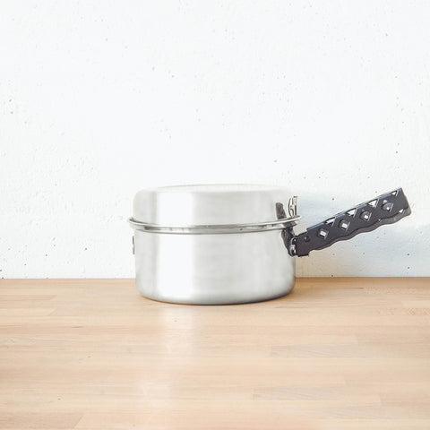 GSI Glacier Stainless Cookset Small