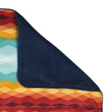 Meadow Blanket Fleece (Southwest Print)