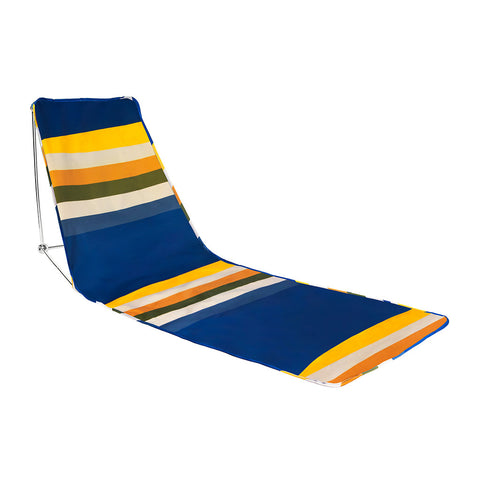 Meadow Rest Waterproof Lounger (Riptide Print)