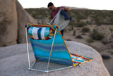 Meadow Rest Waterproof Lounger (Baker Blue)