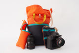 Tiny Atlas Quarterly SOLAS Camera Bag (Color Block)