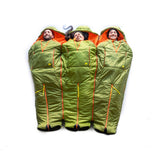 Sexy Hotness Sleeping Bag (Presidio Green)
