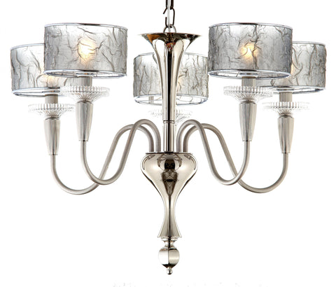 Chandeliers | Contemporary  1912/CH5/NL