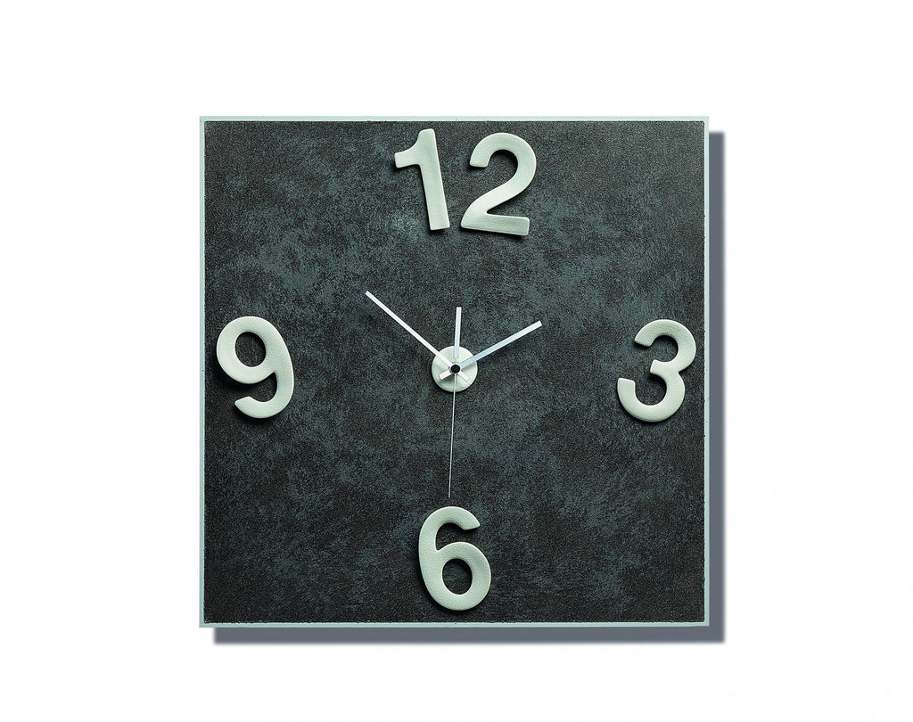 Clock stylistic figures square italian home dcor and italian home italian clock stylistic figures square clock stylistic figures square amipublicfo Image collections