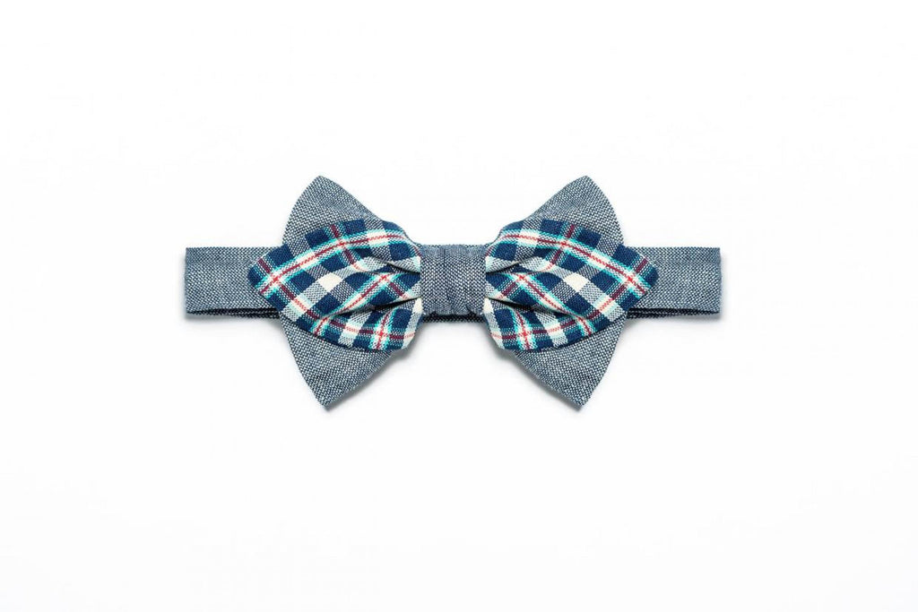 BOW-TIE MELA 2DIAMOND