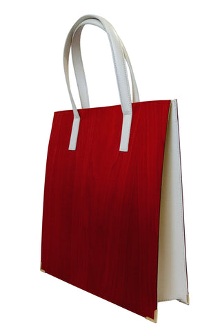 Shopper Red Toulipier