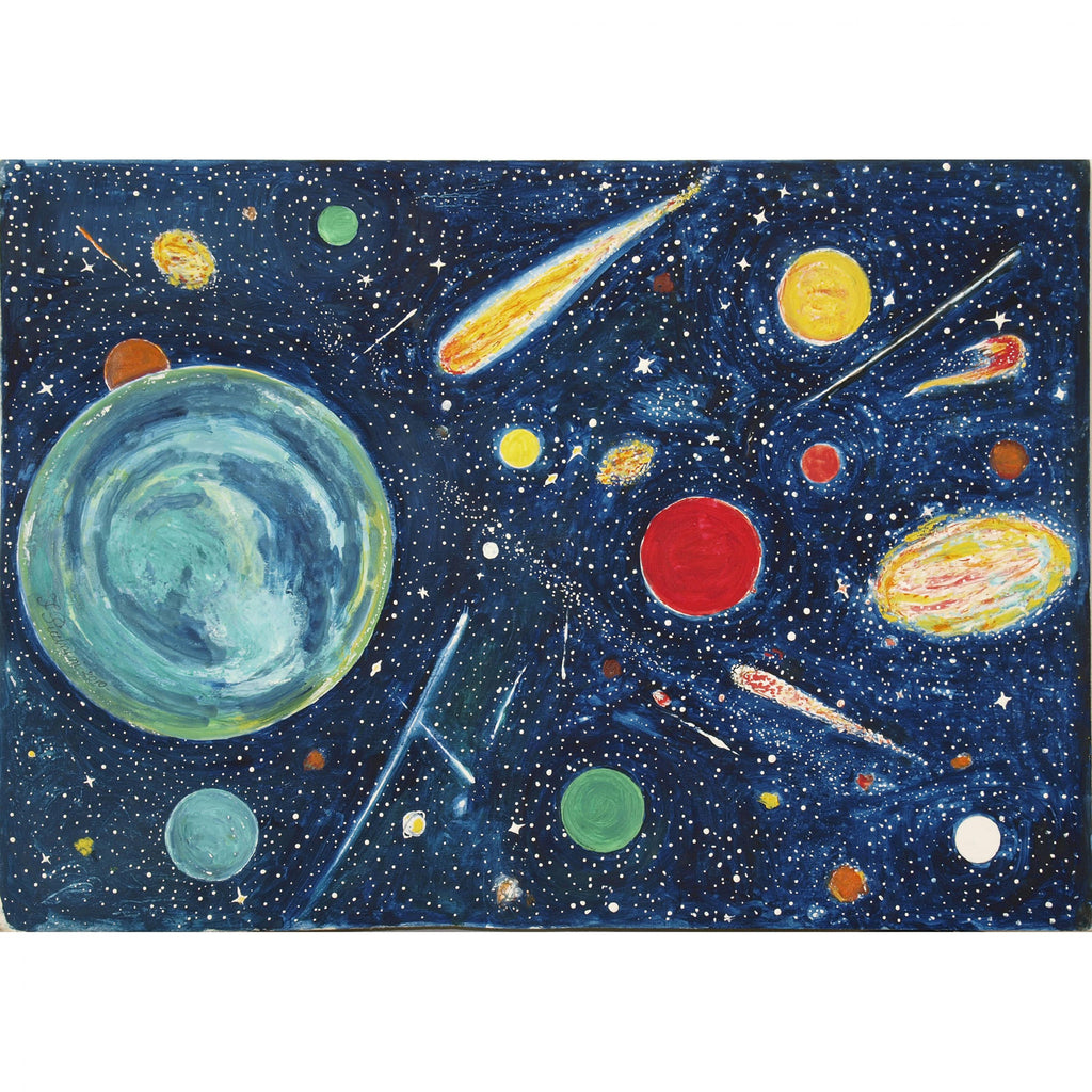 My universe - planets